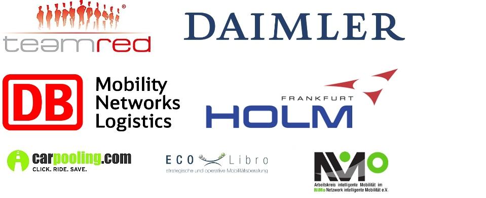 Sponsoren des Future Mobility Camps